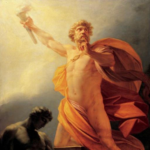 PROMETHEUS YA DA ÖZGÜRLÜK ÜZERİNE